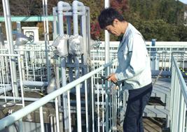給排水設備・貯水槽管理